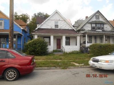 Toledo Single Family Home For Auction: 1115 City Park Avenue