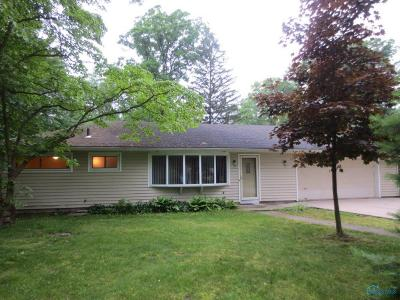 Sylvania Single Family Home For Sale: 2823 Davidson Drive