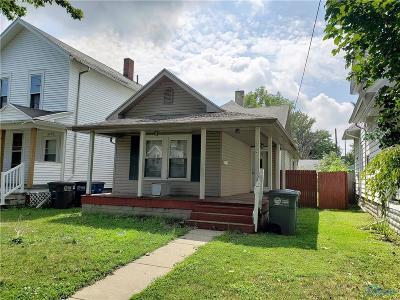 Toledo Single Family Home For Sale: 1316 Greenwood Avenue