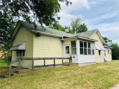 Toledo Single Family Home For Sale: 1802 Locust Street