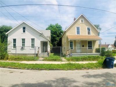 Toledo Multi Family Home For Sale: 1518 Locust Street