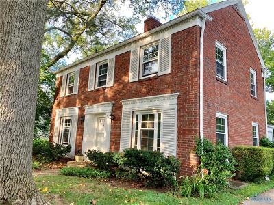 Toledo Single Family Home For Sale: 2624 Densmore Drive