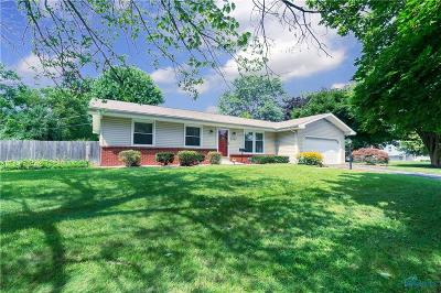Toledo Single Family Home Contingent: 2337 Orchard Hills Boulevard