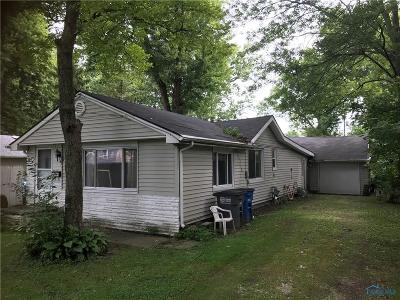 Toledo Single Family Home For Sale: 5228 Rowland Road