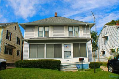 Toledo Single Family Home For Sale: 4051 Jackman Road