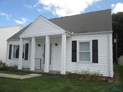 Rossford Single Family Home Contingent: 539 Grace Way