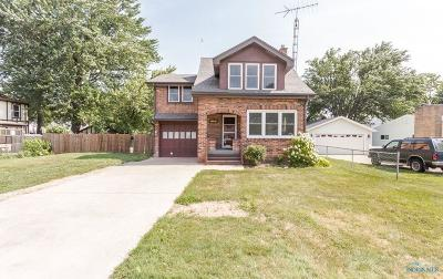 Toledo Single Family Home For Sale: 5214 Pageland Drive