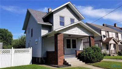 Toledo Single Family Home For Sale: 4316 Jackman Road