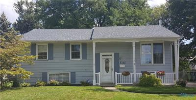 Maumee Single Family Home For Sale: 1312 Birch Avenue
