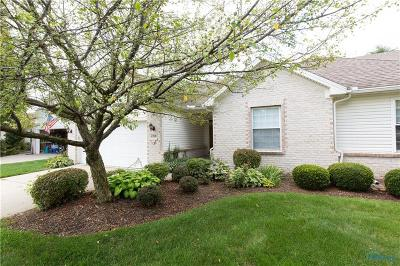 Toledo Condo/Townhouse For Sale: 733 Satin Leaf Drive