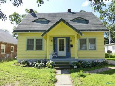 Toledo Single Family Home For Sale: 2507 Georgetown Avenue