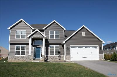 Perrysburg Single Family Home For Sale: 26385 Summer Trace Drive