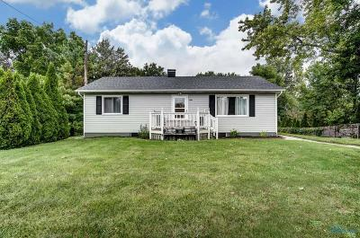 Sylvania Single Family Home For Sale: 8056 Erie Street