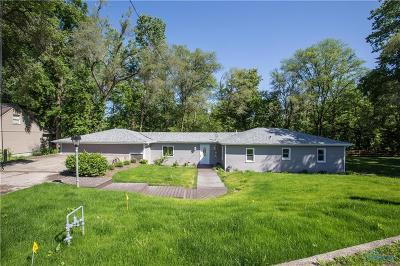 Whitehouse Single Family Home For Sale: 5916 Weckerly Road