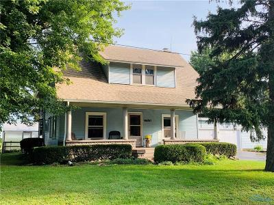 Waterville Single Family Home For Sale: 9650 S River Road