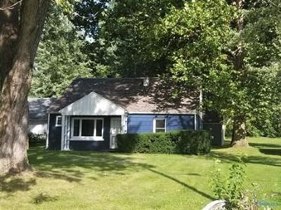 Sylvania Single Family Home For Sale: 5744 Cushman Road