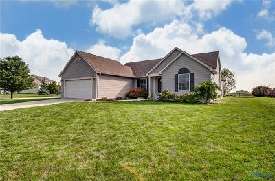 Perrysburg Single Family Home For Sale: 1687 Horseshoe Bend Drive