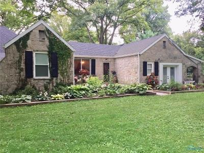 Whitehouse Single Family Home Contingent: 7525 Jeffers Road