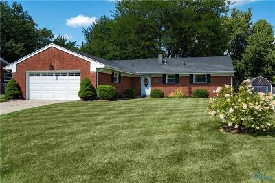 Waterville Single Family Home Contingent: 5930 Arrowhead Drive