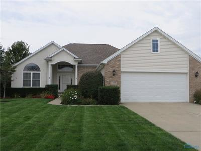 Waterville Single Family Home For Sale: 7785 Wellsbury Drive