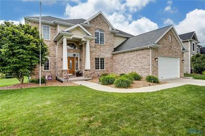 Maumee Single Family Home For Sale: 7663 Lonetree Court
