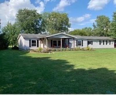 Grand Rapids Single Family Home For Sale: 12260 Bailey Road