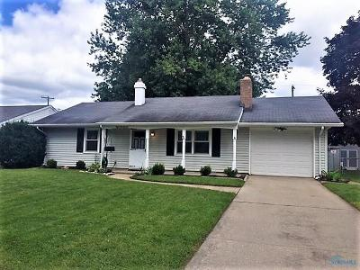 Waterville Single Family Home For Sale: 822 Maple Lane