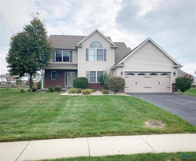 Sylvania Single Family Home For Sale: 5632 Red Hawk Lane