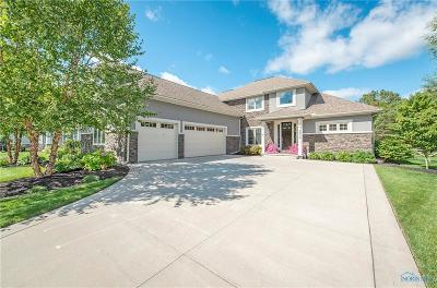 Maumee Single Family Home Contingent: 3912 Timber Valley Drive