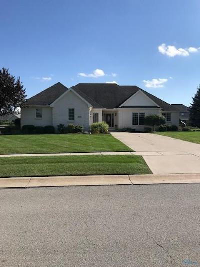 Monclova Single Family Home For Sale: 8515 Queensridge Drive