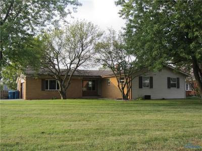 Waterville Single Family Home For Sale: 5970 Arrowhead Drive