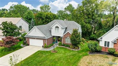 Rossford Single Family Home For Sale: 742 Creekside Drive