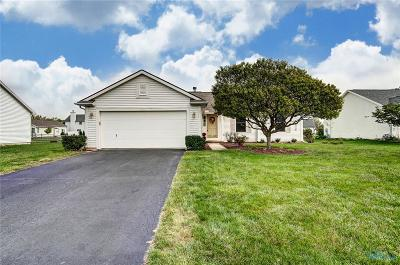Perrysburg Single Family Home For Sale: 760 Little Creek Drive