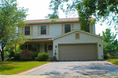 Perrysburg Single Family Home For Sale: 682 Indian Wells Lane