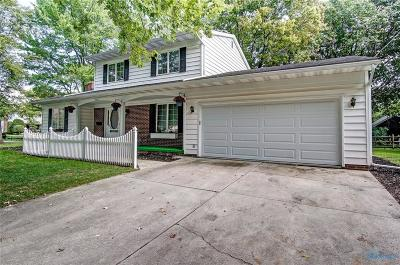 Perrysburg Single Family Home For Sale: 505 Elm Street