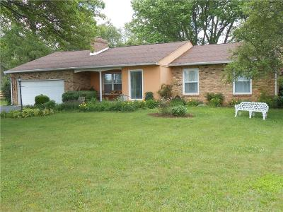 Single Family Home Sold: 11412 Old Columbus Road