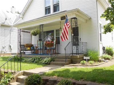 Single Family Home Sold: 2037 Woodside