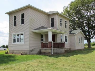 Single Family Home Sold: 4891 Springfield Jamestown Road