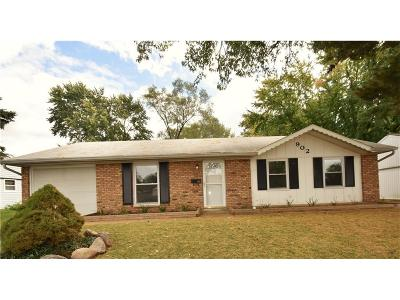 New Carlisle Single Family Home For Sale: 902 White Pine