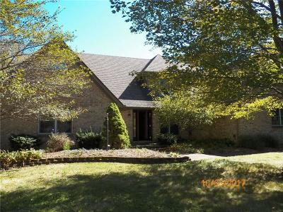 Enon Single Family Home For Sale: 1180 Blue Jay Drive