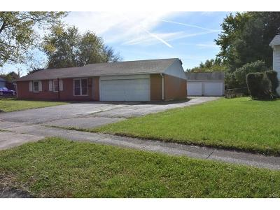 New Carlisle Single Family Home Contingency/Show: 919 Corvette Avenue
