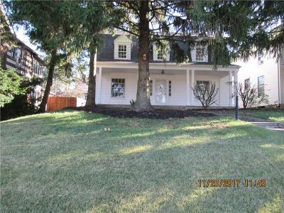 Springfield OH Single Family Home For Sale: $128,500