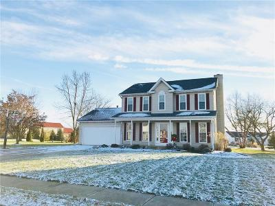 Urbana Single Family Home Contingency/Show: 125 Bentwood Court