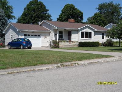 Urbana Single Family Home Contingency/Show: 868 Crescent Drive