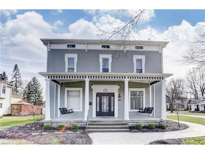 Urbana Single Family Home For Sale: 235 W Reynolds Street