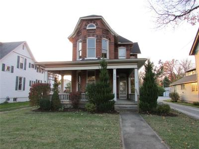 Urbana Single Family Home For Sale: 436 S Main Street