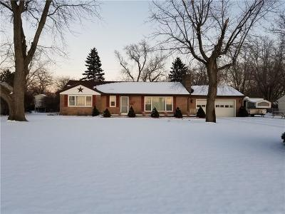 Urbana Single Family Home For Sale: 1505 N Main Street