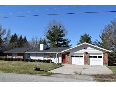 Springfield Single Family Home For Sale: 3383 Hedgely Road