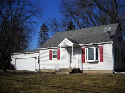 Springfield OH Single Family Home For Sale: $83,000