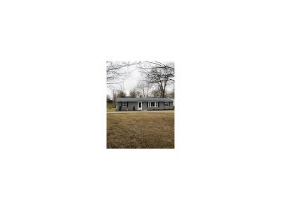 Enon Single Family Home For Sale: 4039 S Xenia